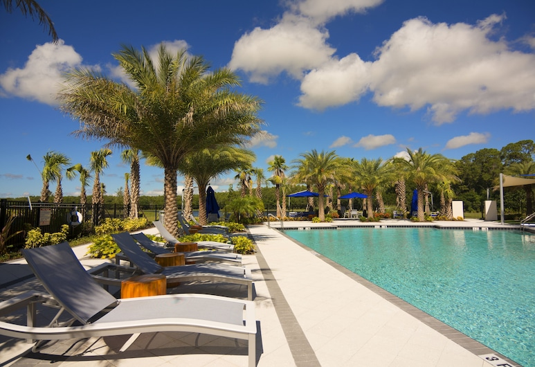 Sonoma Resort by VHC Hospitality, Kissimmee, Outdoor Pool