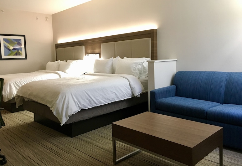 Holiday Inn Express Grand Island - Niagara Falls, an IHG Hotel, Grand Island, Suite, Multiple Beds, Non Smoking, Guest Room