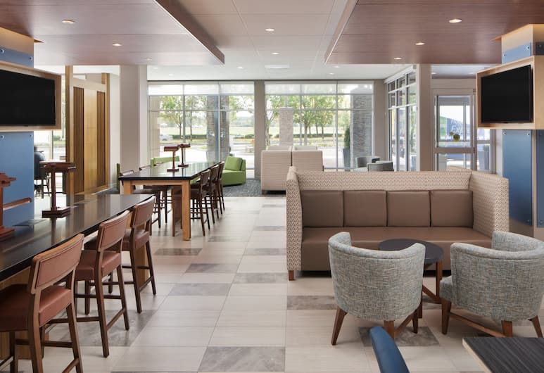 Holiday Inn Express & Suites Portland Airport - Cascade Stn, Portland, Fuajee