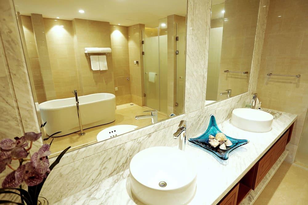 Suite Deluxe, Vista Mar - Casa de banho