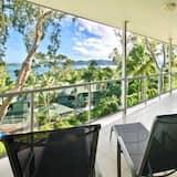 Apartament, 2 sypialnie, widok na ocean (5) - Balkon