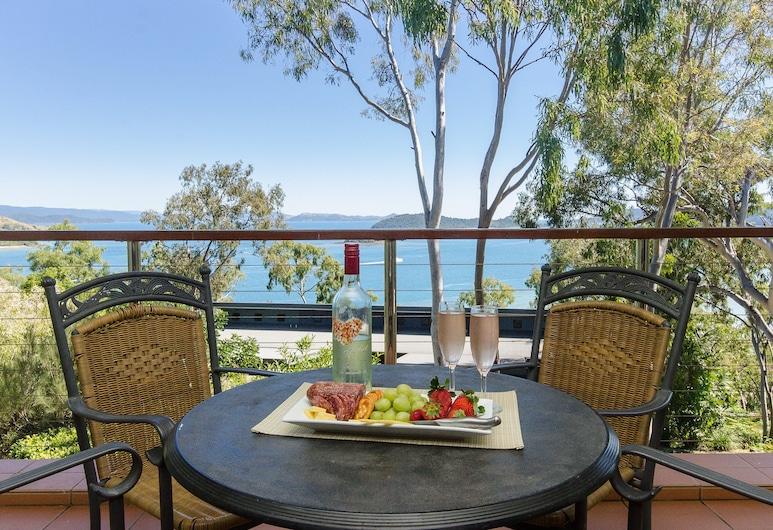 Compass Point, Pulau Hamilton, Apartment, 1 Bedroom, Ocean View, Teres/Laman Dalam