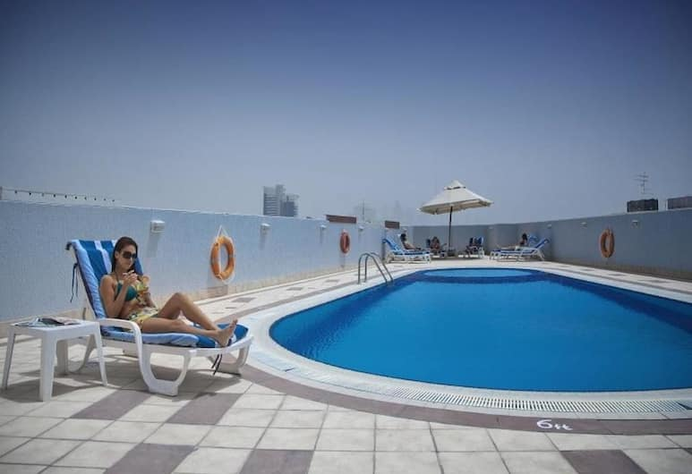 Dock Masters Hotel Apartments, Dubai, Utomhuspool
