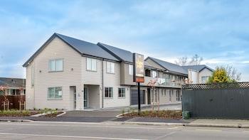 Fotografia do Golden Star Motel em Christchurch