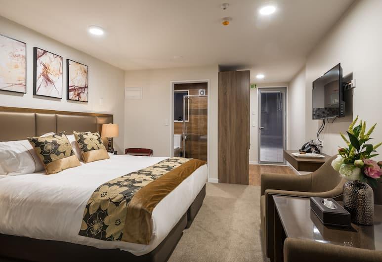 Golden Star Motel, Christchurch, Studio Deluks, Kamar Tamu