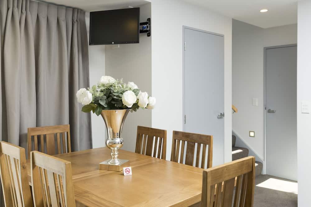 奢華公寓, 3 間臥室 - 客房內用餐