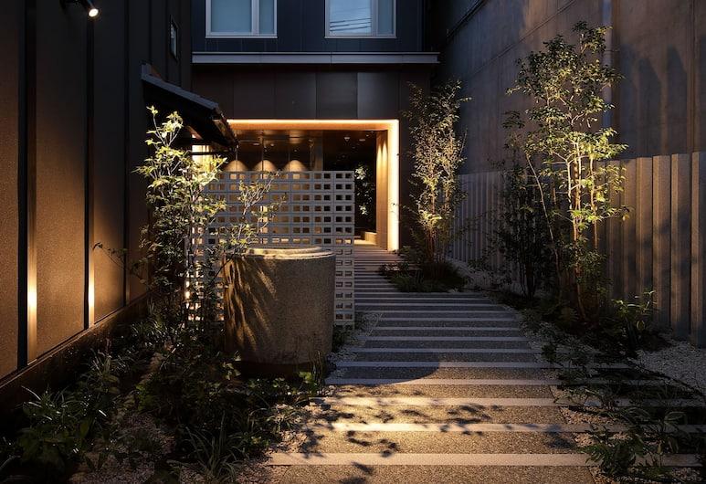 Tokyu Stay Kyoto Ryougaemachi Dori - Sanjo Karasuma, Kyoto, Hotellets indgang