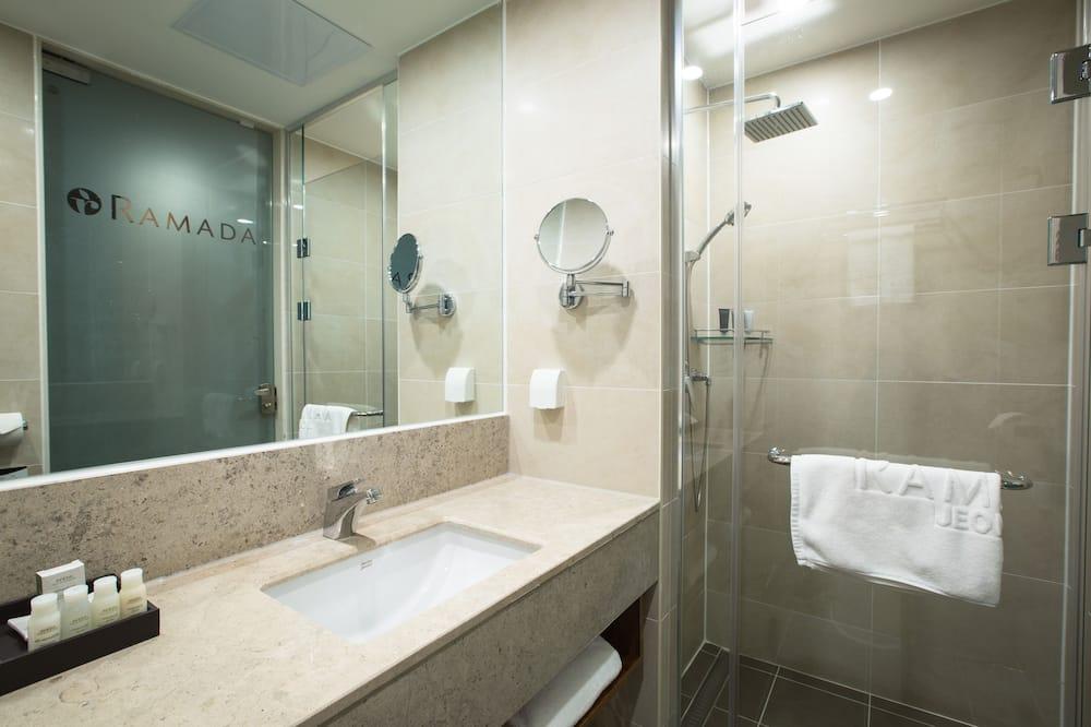 Executive Ondol Room - Bathroom