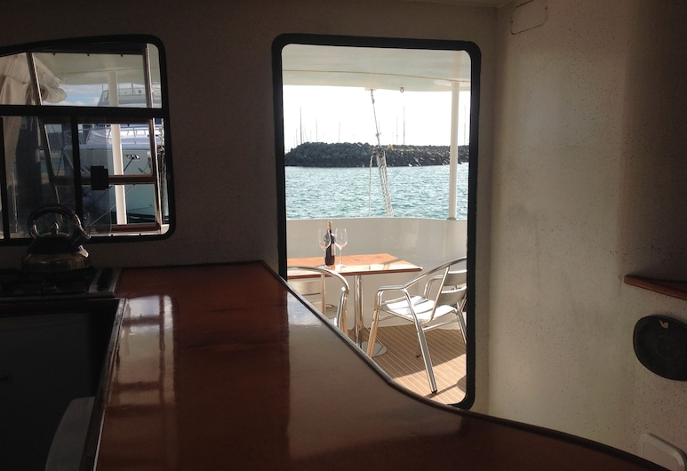 Imagine Yacht Charter, Nouméa, View from Hotel