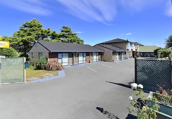 Foto Classique Lodge Motel di Christchurch