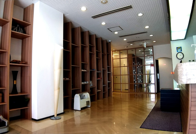 Welco Inn Yodoyabashi, Osaka, Lobby