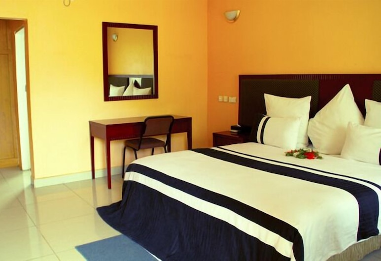 Prime Lodge, Lusaka, Executive Suite, Guest Room