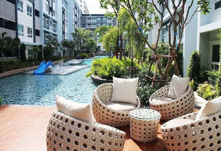 至信泳池和花園華欣公寓酒店, Hua Hin