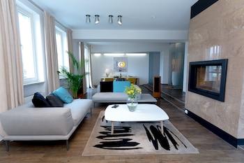 Naktsmītnes Vilnius Apartments & Suites Gedimino Ave attēls vietā Viļņa