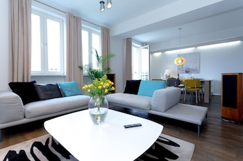 Slika: Vilnius Apartments & Suites Gedimino Ave ‒ Vilnius
