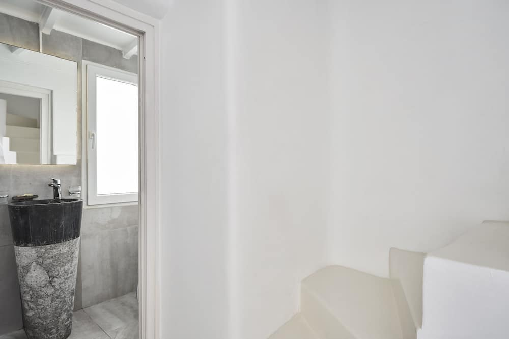 Suite, vista al mar, Mezzanine - Sala de estar