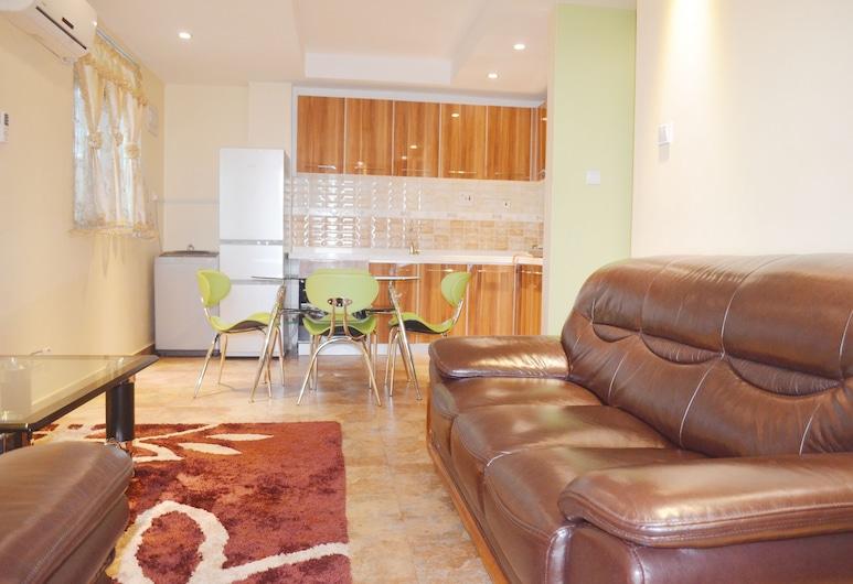 Selina Apartments, קמפאלה, דירה, 2 חדרי שינה, אזור מגורים