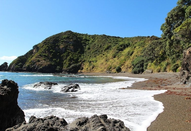 Kokomo Retreat, Russell, Spiaggia
