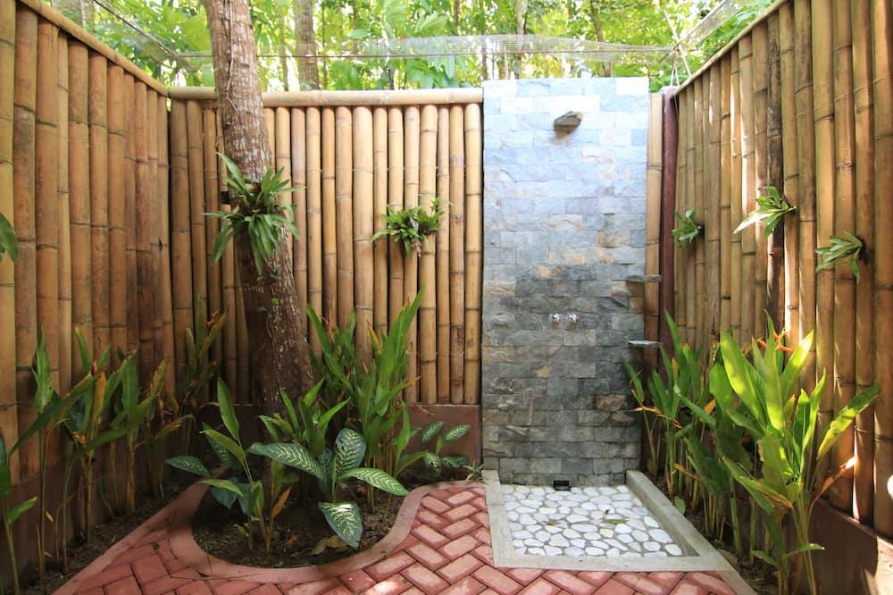 Cottage Supérieur, 1 lit double - Salle de bain