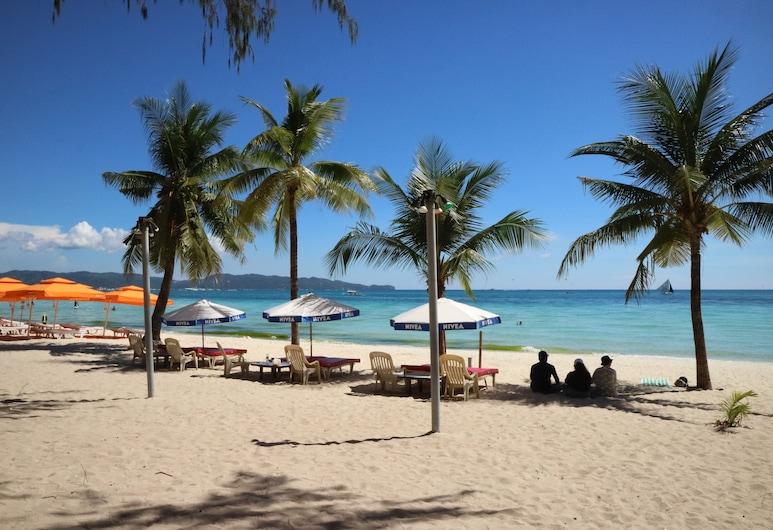 ボラカイ ペニンシュラ リゾート, Boracay Island, ビーチ