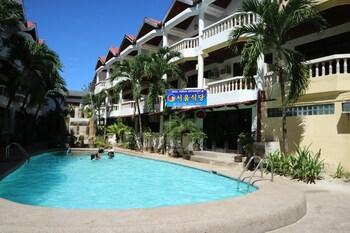 3-stjerners hoteller i Boracay Island