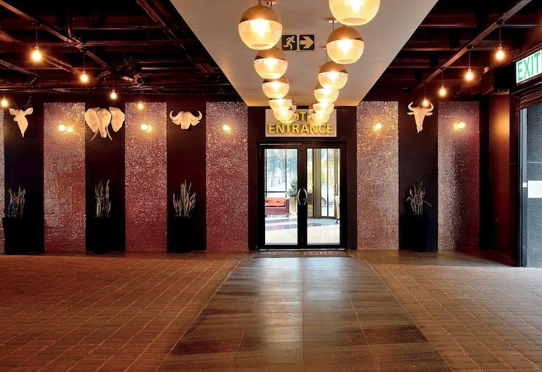 Signature Lux Hotel, by Onomo, Sandton, Vchod do hotela