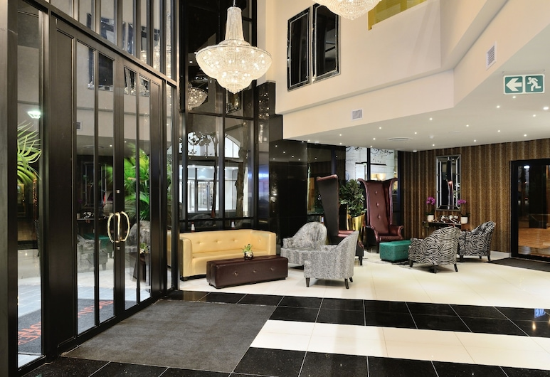 Signature Lux Hotel, by Onomo, Sandton, Interior Entrance