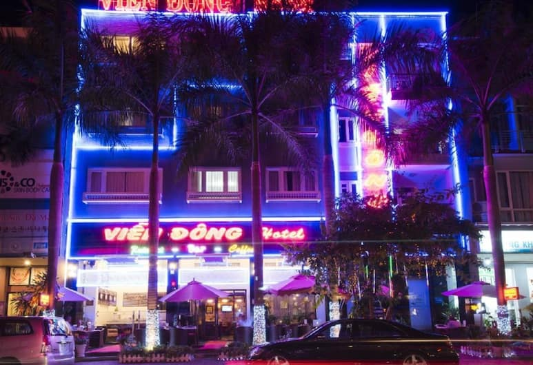 Vien Dong Hotel 2B, Ho Chi Minh City, Hotel Front