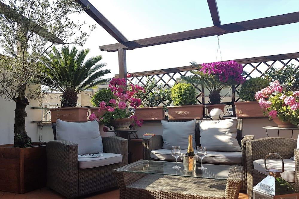 Suite (Caravaggio) - Terrace/Patio