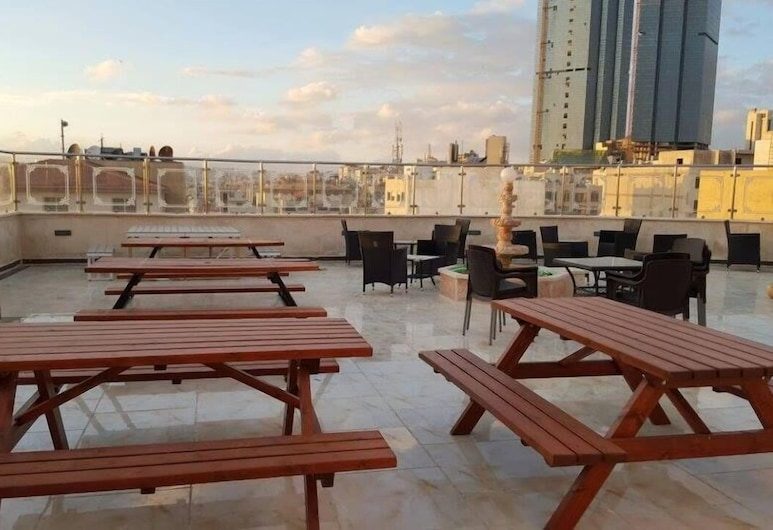 Suzan Studios & Apartments, Amman, Outdoor Dining