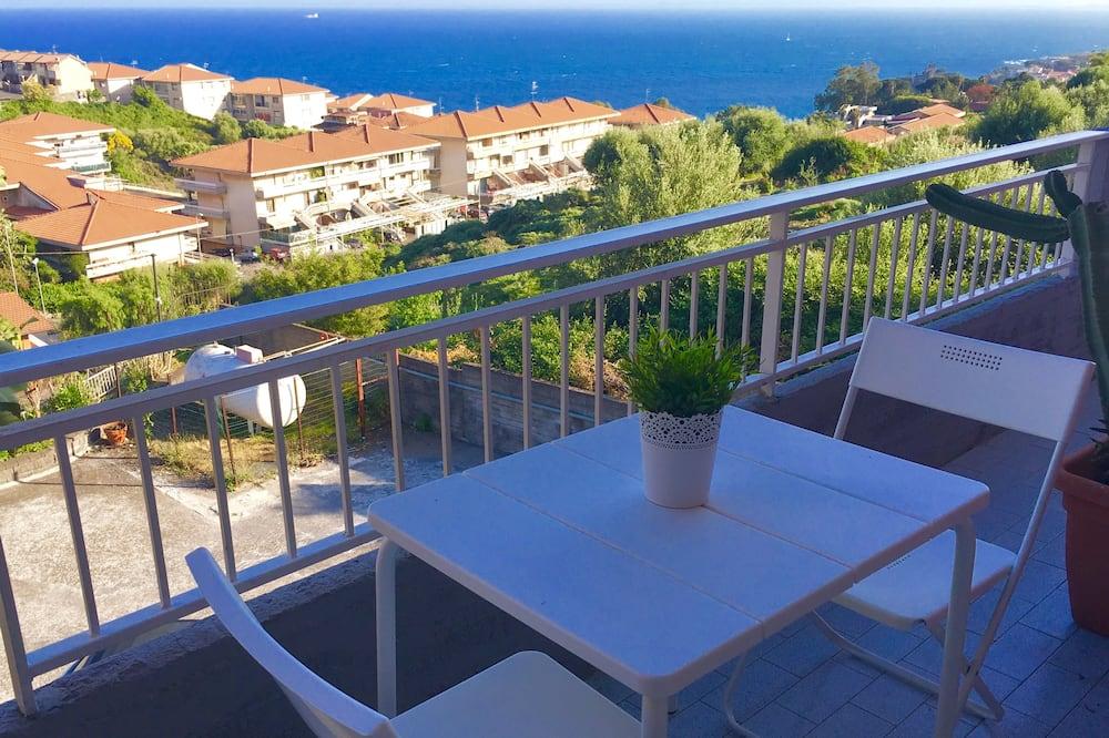 Dzīvokļnumurs, divas guļamistabas (Casa Juliette) - Balkons