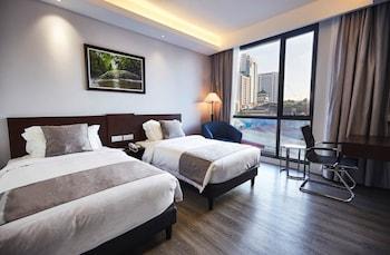 Fotografia do Meritin Hotel em Kuching