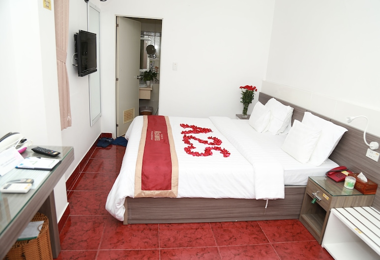 A25 Hotel - 19 Bui Thi Xuan, Ho Chi Minh City, Luxury Double Room, Guest Room