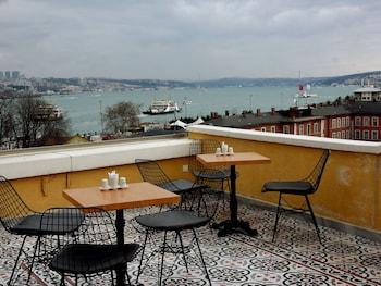 イスタンブール、イスタシオン ホテルの写真