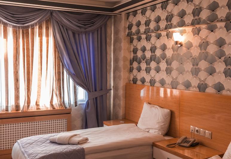 Peracity Hotel, อังการา, ห้องสแตนดาร์ดทวิน, 1 ห้องนอน, วิวเมือง, วิวจากห้องพัก