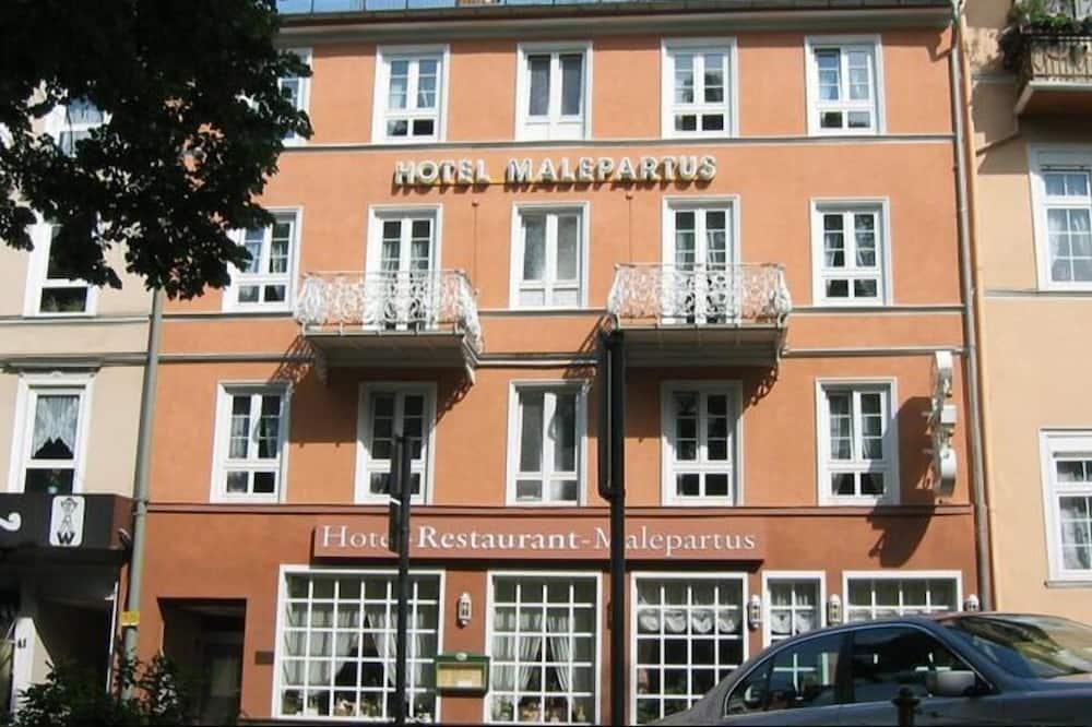 Hotel Restaurant Malepartus