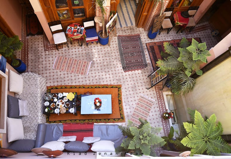 Riad Jenan Adam, Marrakech