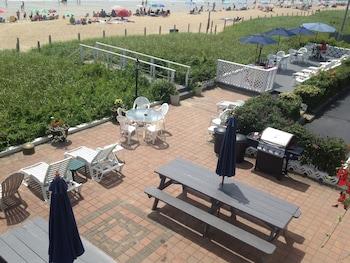 Obrázek hotelu The Sandpiper Beachfront Motel ve městě Old Orchard Beach