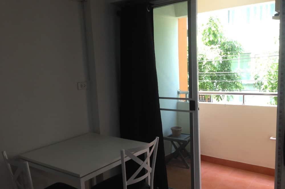 Standard szoba kétszemélyes ággyal - Erkély