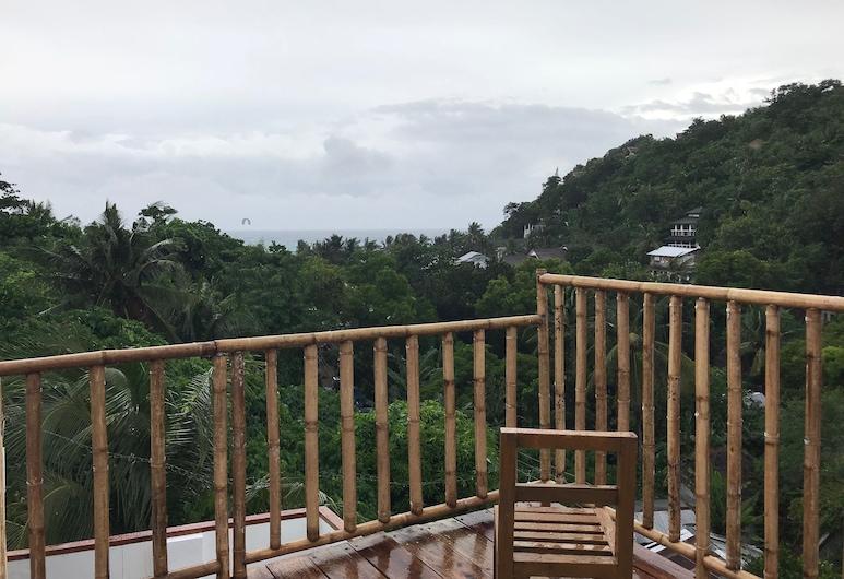 코코스 플레이스 디니위드, Boracay Island, 발코니
