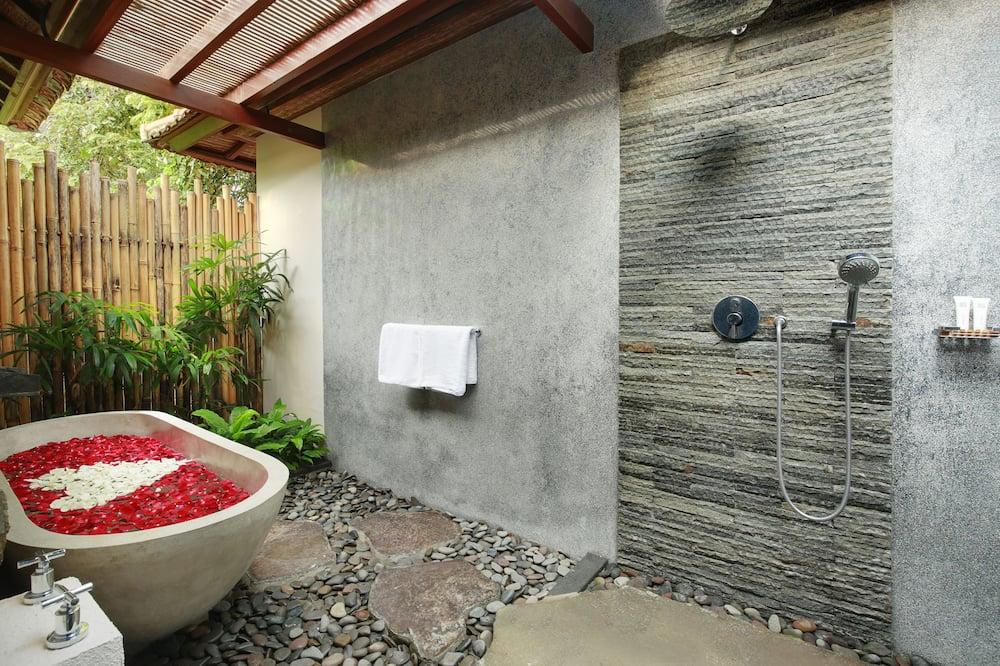 Vila, 4 spálne, výhľad na rieku - Kúpeľňa