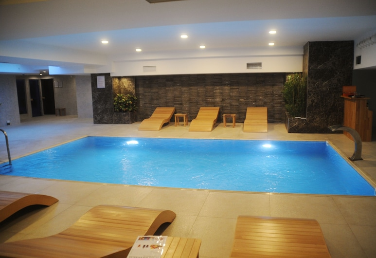 Kordon Hotel Cankaya, Izmir, Indoor Pool