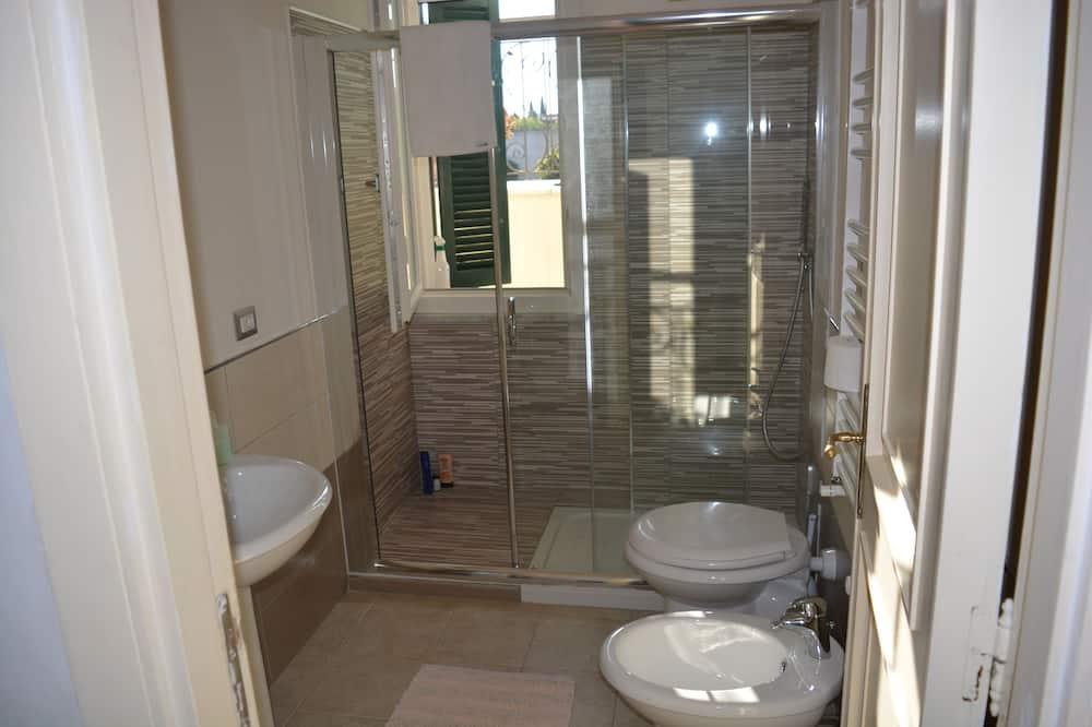 Villa Familiale, 3 chambres - Salle de bain