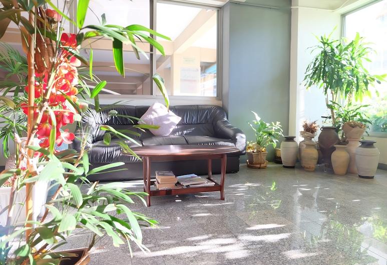 Grand Living Place, Bankokas, Poilsio zona vestibiulyje