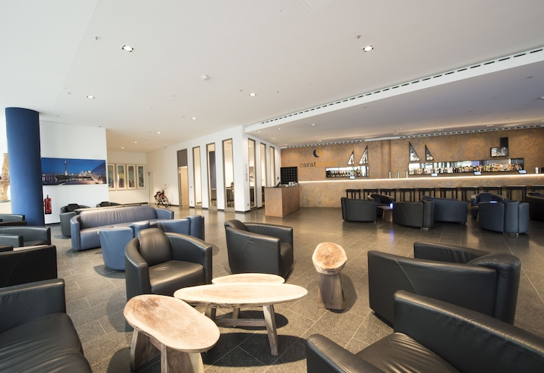 carathotel Düsseldorf City, Düsseldorf, Lobby-Lounge