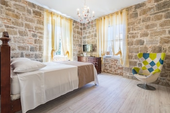 Mynd af PIETRA ROSSA Luxury Rooms í Split