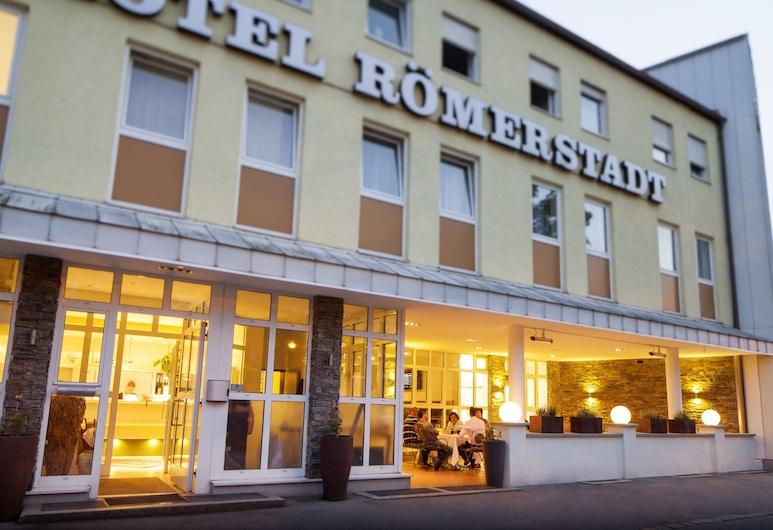 Hotel Römerstadt, Gersthofen, Pohľad na hotel