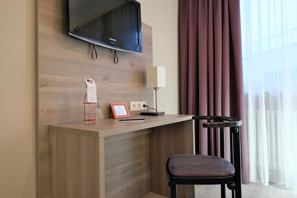 Habitación individual, 1 cama individual grande - Zona de estar