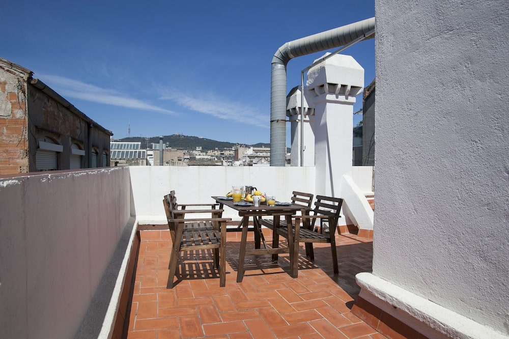 Apartment, 2 Bedrooms, Terrace (1271) - Outdoor Dining