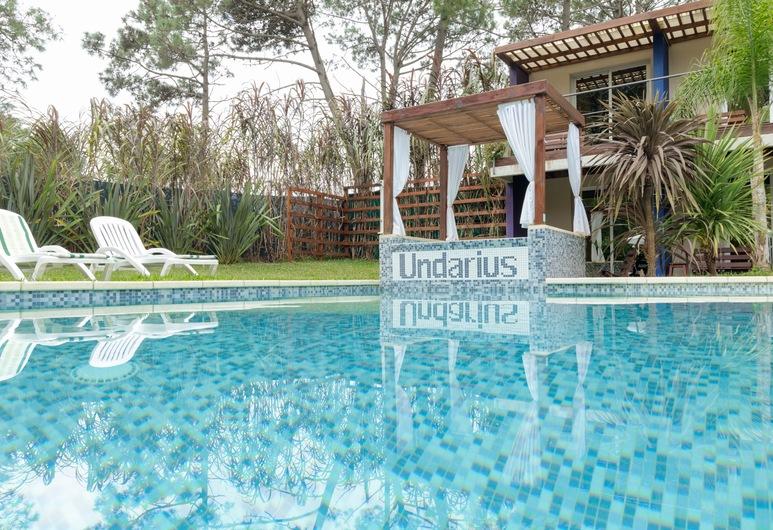 Undarius Hotel - Clothing Optional Hotel for Gay Men, Chihuahua, Havuz